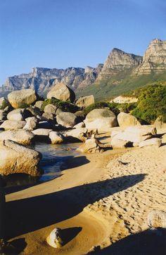 Oudekraal beach is p