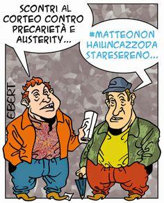 """ITALIAN COMICS - Chi di """"sereno"""" ferisce, di """"sereno"""" perisce…"""