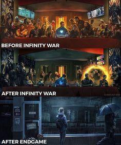 The Avengers Endgame Marvel Avengers, Marvel Comics, Marvel Films, Marvel Heroes, Funny Marvel Memes, Marvel Jokes, Dc Memes, Avengers Humor, Disney Marvel