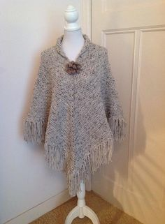 451 Best Ponchos Images In 2019 Crochet Poncho Crochet Stitches