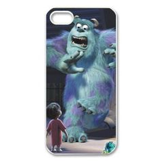 iPhone 5 Back Cover Case Monster Inc. Iphone 5 Back Cover, Cute Phone Cases, Iphone Cases, Sully Monsters Inc, Tag Image, Disney Pixar, Apple, Fictional Characters, Design