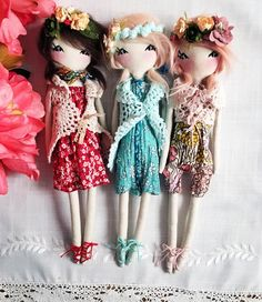 """233 Likes, 34 Comments - IndieDolls (@indie.dolls) on Instagram: """"This long weekend we're going to be making #IndieGirls #FestivalEdition #IndieDolls #LibertyLondon"""""""
