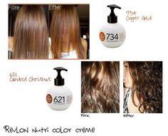 nutri color creme google search - Nutri Color Creme Revlon
