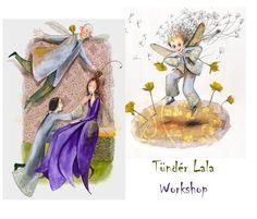Tündér Lala Illustration, Art, Watercolor, Art Background, Kunst, Illustrations, Performing Arts, Art Education Resources, Artworks
