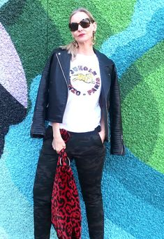 Fashion Bloggers Over 50 Who'll Inspire You To Step Up Your Style - It's Rosy Drip Pans, Over 50, Fashion Bloggers, Design Trends, 50th, Your Style, Bomber Jacket, Stylish, Lady