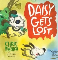 Daisy gets lost Wordless Picture Books That Speak Volumes | JLG's On the Radar
