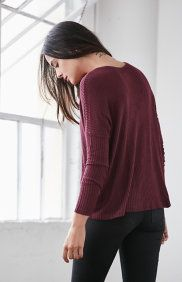 Eco Thermal Long Sleeve Top