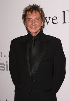 Barry Manilow California | ... barry manilow singer barry manilow attends the 2009 grammy salute