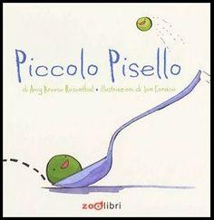 Piccolo Pisello - Zoolibri ovvero di bambini e verdure... Un libro che capovolge la prospettiva e rende possibile l'impossibile! Provare per credere!