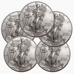 Coins Bullion: US Mint Silver Coin Sales Climb to Annual Record as Silver Price Rebounds