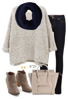 bootie-ful by tex-prep on Polyvore featuring J Brand, Chelsea Crew, David Yurman, Tory Burch and Brixton