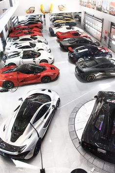 The Ultimate Supercar Collection