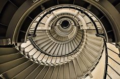 These steps were made with radial balance in mind. It's circular shape extending from center is very mysterious.