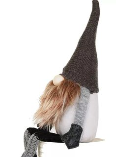 Traditional Gnomes with a modern twist. Centuries ago, Scandinavian people believed that elves are house gnomes who guarded their homes against evil.