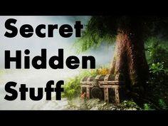 Skyrim: Secret Hidden Chests Locations - YouTube