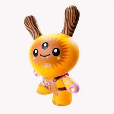 Amazon.com: KidRobot® Cobbler Dunny by TADO: Toys & Games