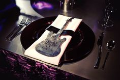 rock n roll wedding invitations   wedding ring trio sets wedding table numbers teal and yellow as ...