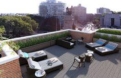 5 Lounge Dakterrassen : Best roof garden images landscape architecture design