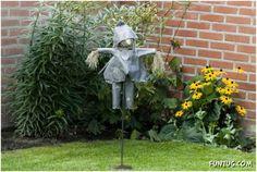 cute little scarecrow!