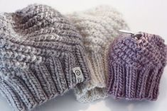 Hobbies For 7 Year Olds Baby Hat And Mittens, Baby Hats Knitting, Sweater Knitting Patterns, Knitting For Kids, Knitted Hats, Sewing Patterns Free, Free Sewing, Sewing Tutorials, Crochet Patterns