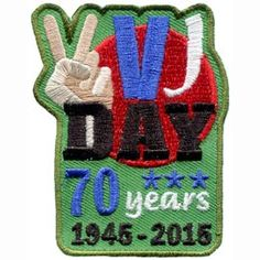 Lest We Poppy (Iron On) Embroidered Patch by E