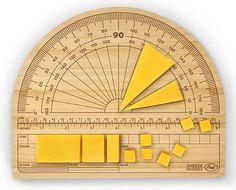 Tabla para cortar queso con precisión milimétrica, apta para TOC » No Puedo…