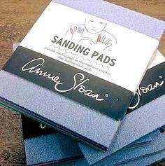 Annie Sloan Sanding Pads $16
