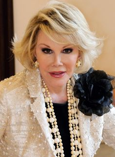 Joan Rivers  June 8, 1933-Sept. 4, 2014