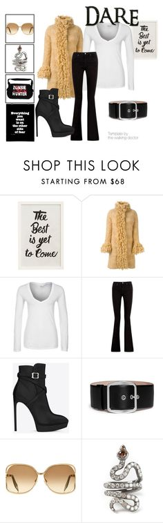 """Set #971 - Ring Finger"" by the-walking-doctor on Polyvore featuring Pottery Barn, Missoni, Schiesser Revival, dVb Victoria Beckham, Yves Saint Laurent, Givenchy, Victoria Beckham and Loree Rodkin"
