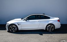 BMW F82 M4 Featuring M Performance Parts By EAS