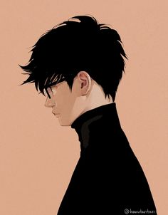 "Find and save images from the ""Manga, esthetic"" collection by juju on We Heart It, your everyday app to get lost in what you love. Anime Kunst, Anime Art, Character Inspiration, Character Art, Black And White Art Drawing, Boy Drawing, Boy Illustration, Handsome Anime Guys, Dope Art"