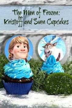 Men of Frozen: Kristoff and Sven