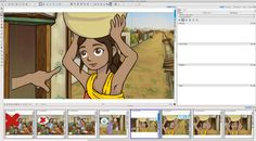 Combining Technology with Social and Cultural Issues to Create a Better World. Decode Global and the Get Water App Storyboard Software, Animation Storyboard, Water Scarcity, Health Education, Worlds Of Fun, Fun Games, Gaming, Classroom, Culture