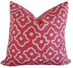 FEZ Decorative Pillow Cover / 20 x 20 /  by CaliforniaLivinHome, $37.00