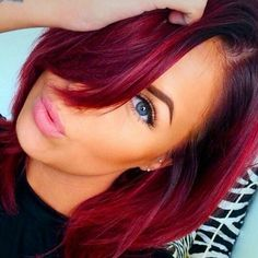 Pretty Red Lob!! #Redhair #RedColor #HairINSPO #hairColorist #COLORIST #Stunner #haircolorist #HairEnvy #HAIRIDEAS #HairTalk #HairOfTheDay #DopeHAIR #LoB #DarkROOTS #SummerHair #BaNgS #Banging #HotHair #BEDIFFERENT #HerHAIR #HairDye #Fierce #HairINSPO #HAIRINSPIRATION #HairColorist #CustomCOLOR #DCSALON #DCHAIRSTYLIST #DMVHAIRSTYLIST #1HairByGINA