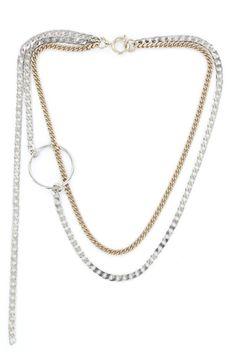 John necklace von justine clenquet