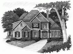 Eplans French Country House Plan - Stone and Stucco Cottage - 2256 Square Feet and 3 Bedrooms from Eplans - House Plan Code HWEPL11722