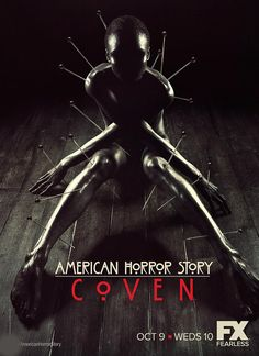Photo American Horror Story Posters saison 3 - Series Addict