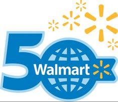 50 Years of Walmart (USA)