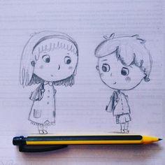 #sketch #Illustration #kidlit #kidlitart  https://m.facebook.com/story.php?story_fbid=1711219328912969&id=323693264332256