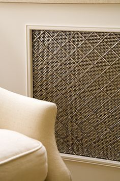 Another mesh option for cabinet doors entertainment center ...