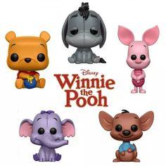 Figurine POP Disney Winnie the Pooh