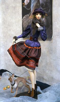 X International Doll Salon in Moscow 2014