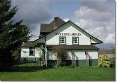Fort Langley BCs restoration project