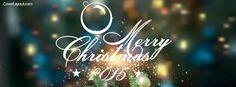 Merry Christmas 2015 Facebook Cover coverlayout.com
