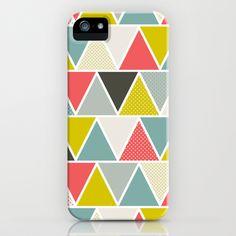 Triangulum iPhone & iPod Case by Heather Dutton - $35.00