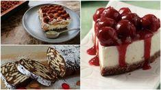 10 Εύκολες συνταγές για γλυκά και φαγητά! Sweets Recipes, Cake Recipes, Cooking Recipes, Greek Cake, The Kitchen Food Network, Cold Desserts, Cupcakes, How Sweet Eats, Food Network Recipes