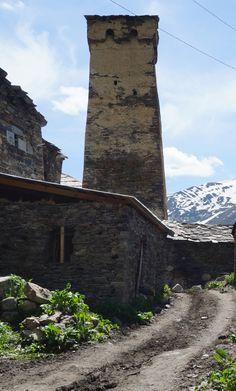 Caucasus offroad adventure