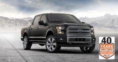 26 millones Ford F-150 y 40 años en el No. 1 de ventas - http://autoproyecto.com/2017/01/26-millones-ford-f-150-y-40-anos-en-el-no-1-de-ventas.html?utm_source=PN&utm_medium=Pinterest+AP&utm_campaign=SNAP
