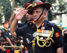 I can't see the soldiers die silently :General Rawat